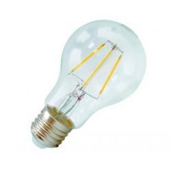 LAMPADA LED BULBO E27 4W LUCE CALDA (795382)