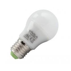LAMPADA LED BULBO E27 6W LUCE NATURALE (795440)
