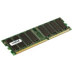 MEMORIA DDR 1 GB PC400 MHZ (CT12864Z40B)