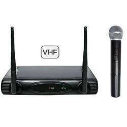 RADIOMICROFONO VHF SET 6080D (209.15MHZ)