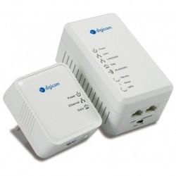 KIT ADATTATORE DI RETE POWERLINE PL500WK-A01 300 MBPS AV500 (8E4561) WIRELESS