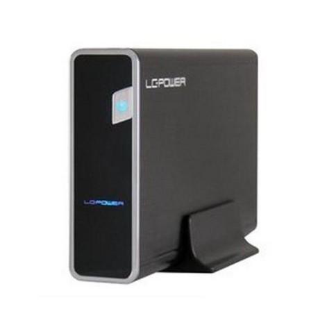 """BOX ESTERNO 3,5"""" SATA USB 3.0 (LC-35U3)"""