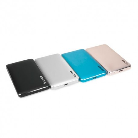 """BOX ESTERNO GS-45U3S SATA USB 3.0 2.5"""" SILVER"""