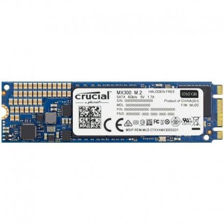 HARD DISK SSD 1050GB MX300 M.2 (CT1050MX300SSD4)