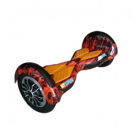 """HOVERBOARD RED HOT MONOPATTINO ELETTRICO 2 RUOTE 6.5"""""""