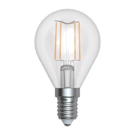 LAMPADA LED GLOBO E14 4W 3000K (LL-HBF1404C)