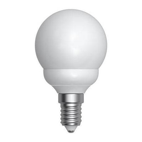 LAMPADA LED GLOBO E14 5W 6400K (LL-HB1405F)
