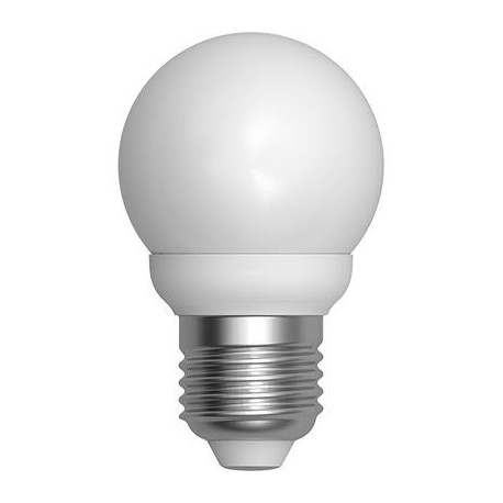 LAMPADA LED GLOBO E27 5W 2700K (LL-HB2705C)