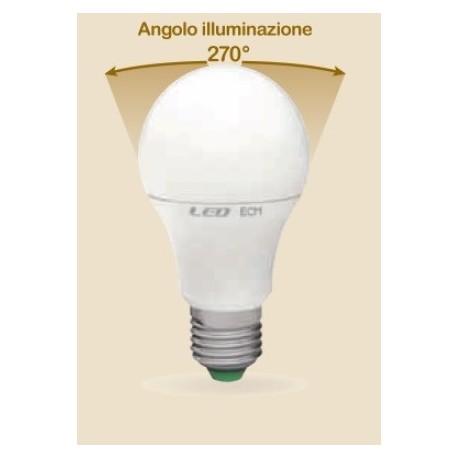 LAMPADA LED GOCCIA E27 10W FREDDA 6500K (E2652F)