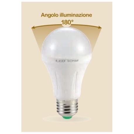 LAMPADA LED GOCCIA E27 18W FREDDA 6000K (0603F)