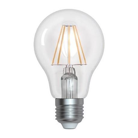 LAMPADA LED GOCCIA E27 6W 3000K (LL-HPF2706C)
