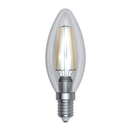 LAMPADA LED OLIVA E14 4W 6400K (LL-HCF1404F)