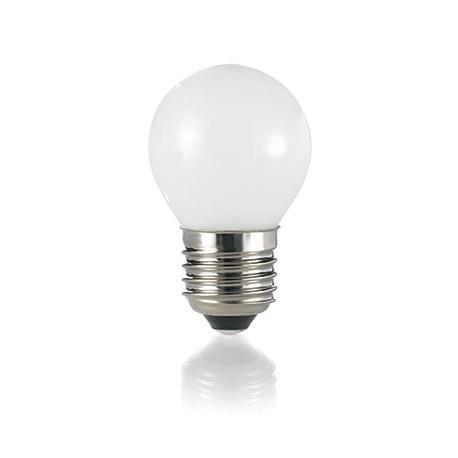 LAMPADA LED SFERA E27 6W CALDA 3000K (E2584C)