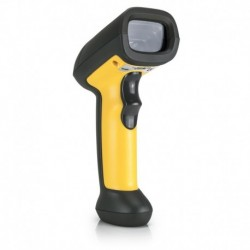 LETTORE BAR CODE (BC-03W) LASER WIRELESS CON BASE