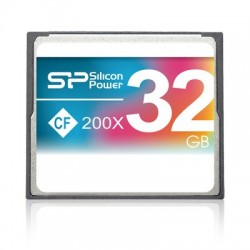 COMPACT FLASH 32 GB 200X