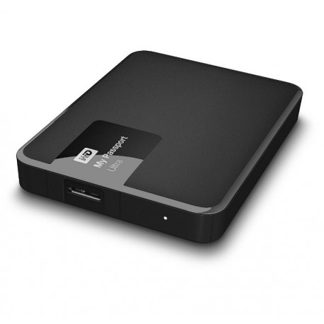 "HARD DISK MY PASSPORT ULTRA 2 TB ESTERNO USB3.0 2,5"" (WDBBKD0020BBK-EESN) NERO"