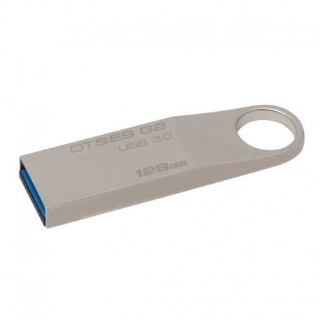 PEN DRIVE 128GB USB 3.0 (DTSE9G2/128GB) SILVER