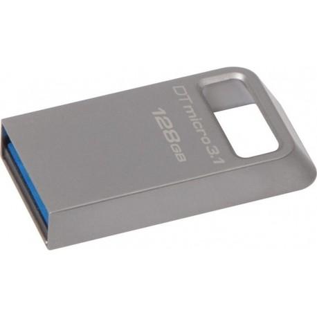 PEN DRIVE 128GB USB 3.1 (DTMC3/128GB) SILVER