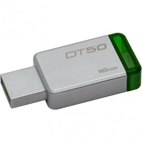 PEN DRIVE 16GB USB 3.1 (DT50/16GB) VERDE
