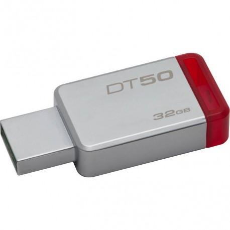 PEN DRIVE 32GB USB 3.1 (DT50/32GB) ROSSO