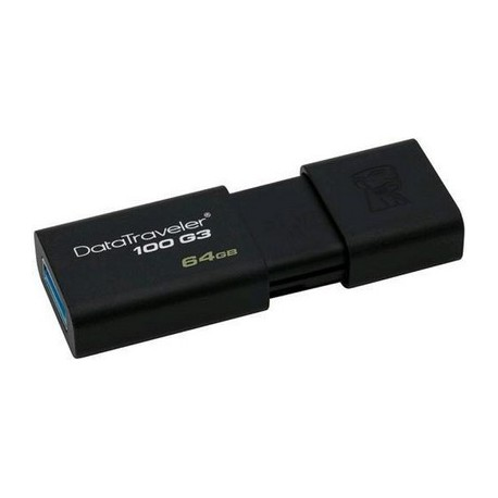 PEN DRIVE 64GB USB 3.0 (DT100G3/64GB) NERA
