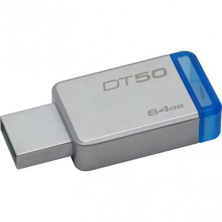 PEN DRIVE 64GB USB 3.1 (DT50/64GB) BLU