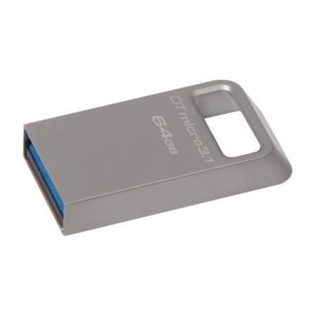PEN DRIVE 64GB USB 3.1 (DTMC3/64GB) SILVER