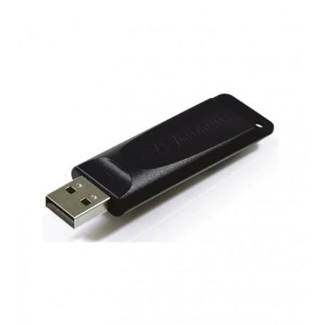 PEN DRIVE SLIDER 8 GB USB (98695) NERA