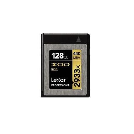 SCHEDA XQD 128 GB 2933X (LXQD128CRBEU2933)