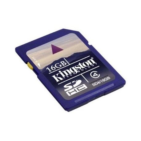 SECURE DIGITAL 16 GB (SD4/16GB)