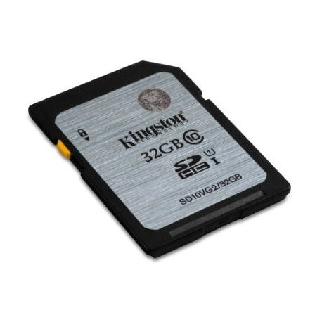 SECURE DIGITAL 32 GB (SD10VG2/32GB) UHS-I CLASS 10