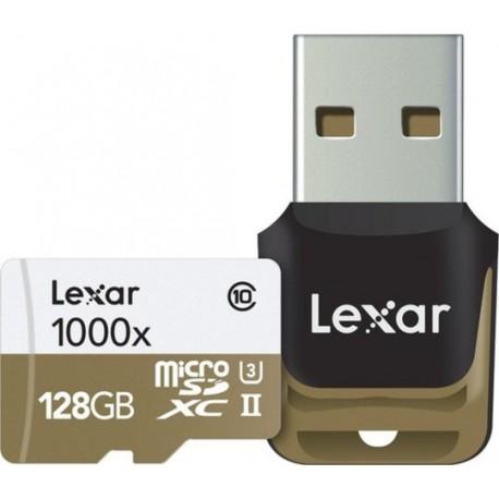 TRANS FLASH 128 GB (LSDMI128CBEU1000R) UHS-II CLASS 10