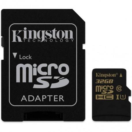 TRANS FLASH 32 GB SDHC (SDCA10/32GB) UHS-1 (U1) CLASS 10