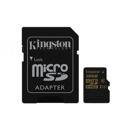 TRANS FLASH 32 GB SDHC (SDCG/32GB) UHS-1 (U3) CLASS 10