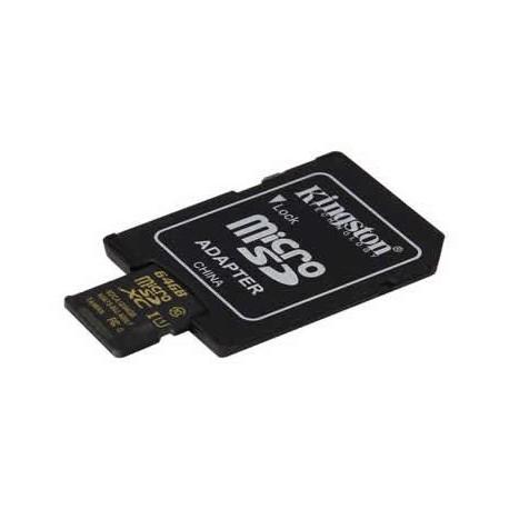 TRANS FLASH 64GB (SDCA10/64GB) CLASS 10