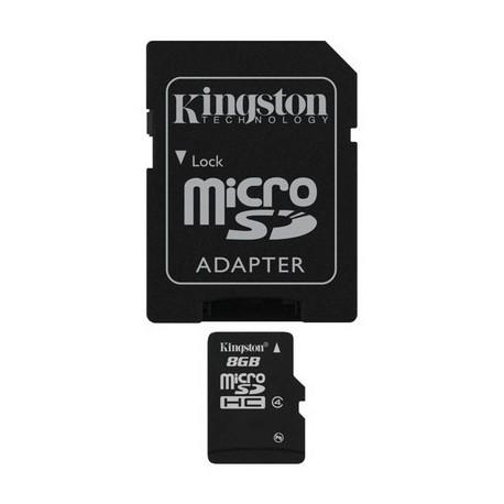 TRANS FLASH 8 GB (SDC4/8GB)