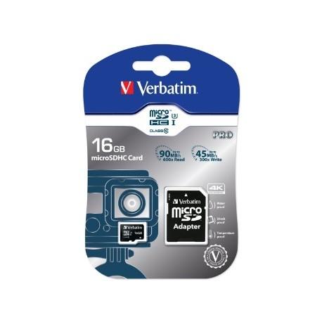 TRANS FLASH PRO U3 16 GB (47040) UHS 3 (U3) CLASS 10