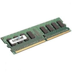 MEMORIA DDR2 2 GB PC800 MHZ (1X2) (CT25664AA800)