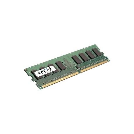MEMORIA DDR2 2 GB PC800 MHZ (1X2) (CT25664AA800)