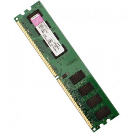 MEMORIA DDR2 2 GB PC800 MHZ (1X2) (KVR800D2N6/2G)