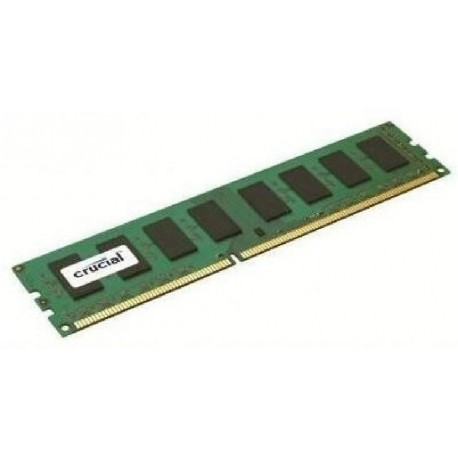 MEMORIA DDR3 4 GB PC1600 MHZ (1X4) (CT51264BD160B)