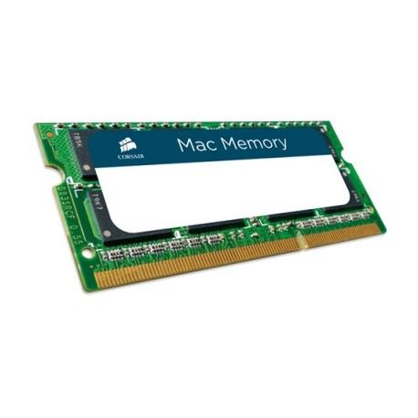 MEMORIA SO-DDR3 16 GB PC1333 MAC KIT (CMSA16GX3M2A1333C9)