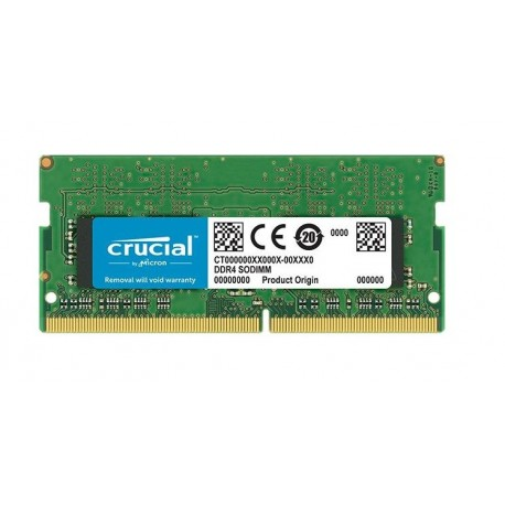 MEMORIA SO-DDR4 16 GB PC2133 (1X16) (CT16G4SFD8213)