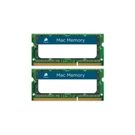 SO-DDR3 8 GB PC1333 MHZ MAC KIT (CMSA8GX3M2A1333C9)
