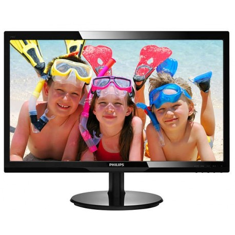 "MONITOR 24"" 246V5LDSB LED FULL HD"