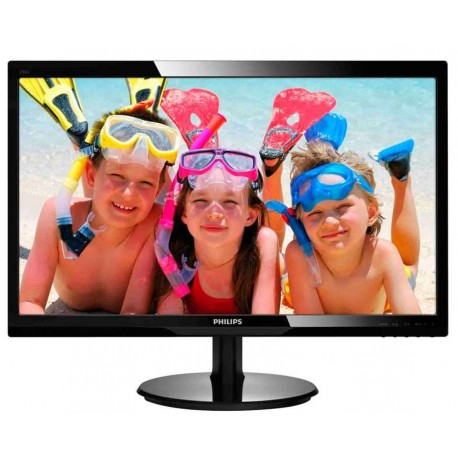 "MONITOR 24"" 246V5LHAB LED MULTIMEDIALE FULL HD"