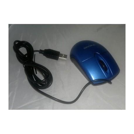 MOUSE OTTICO TC 12 MINI BLU USB