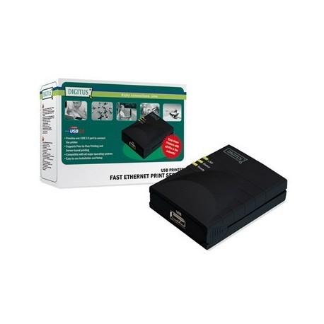 PRINT SERVER 1 PORTA USB 2.0 (DN-13003)