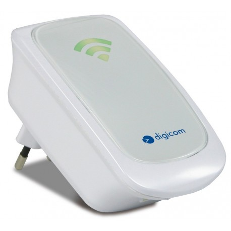 RANGE EXTENDER REPEATER WEX300L-A02 300 MBPS WIRELESS (8E4528)