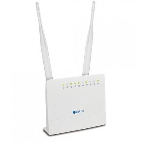 ROUTER WIRELESS ADSL 300L-A05 (8E4578)